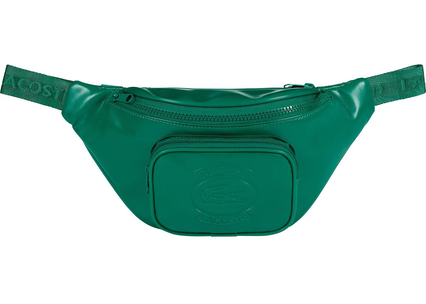 fbdc7b52d7fc Sell. or Ask. View All Bids. Supreme LACOSTE Waist Bag Green