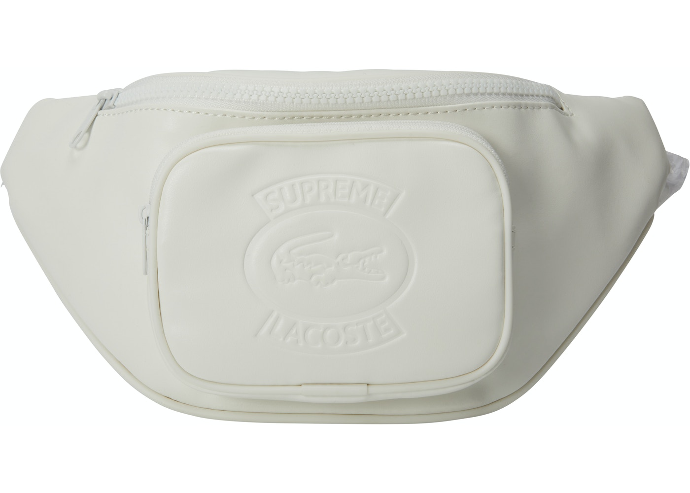 77916a6ea8e3 Sell. or Ask. View All Bids. Supreme LACOSTE Waist Bag White