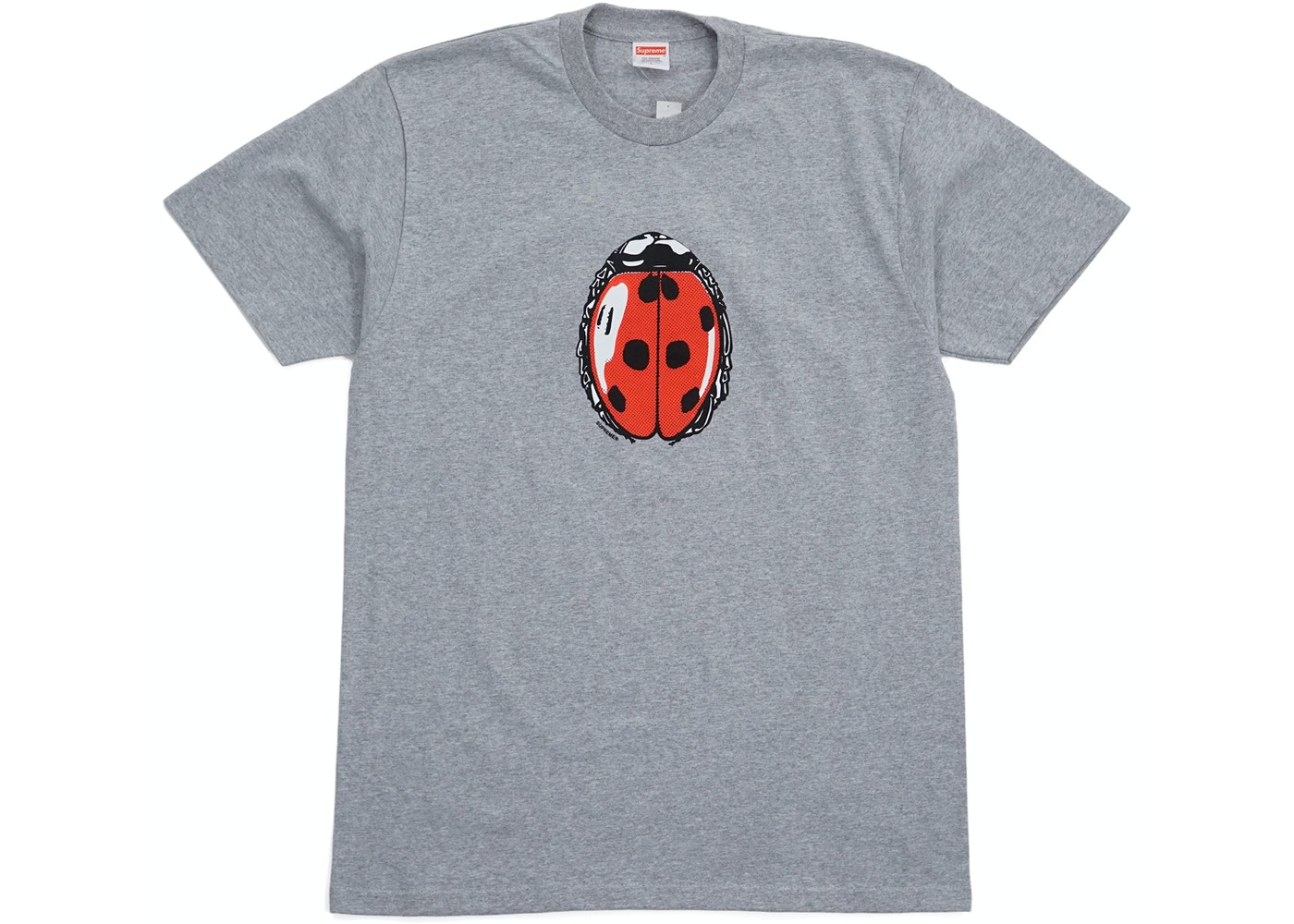 91cd4eb0c Sell. or Ask. Size M. View All Bids. Supreme Ladybug Tee Heather Grey