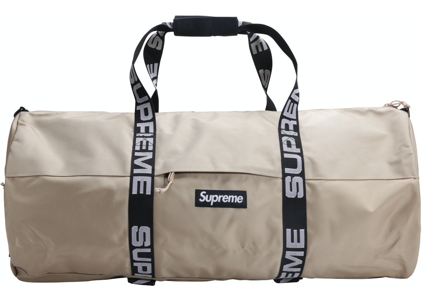 a680a915 Sell. or Ask. View All Bids. Supreme Large Duffle Bag (SS18) Tan