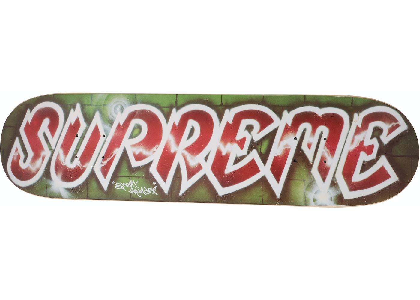 HypeAnalyzer · Supreme Lee Quinones Lee Logo Skateboard Red 8bf38effdc2