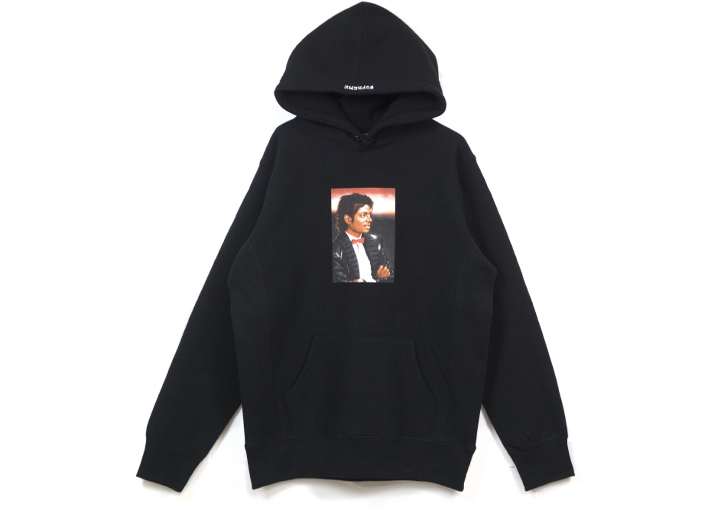 buy popular 52633 489e0 Sell. or Ask. Size  XL. View All Bids. Supreme Michael Jackson Hooded  Sweatshirt Black