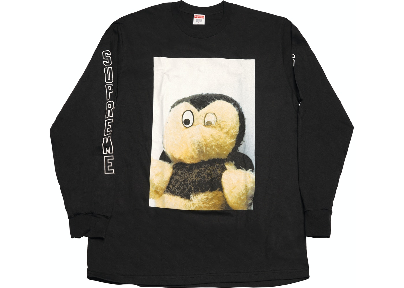 bc36b09c765 Sell. or Ask. Size S. View All Bids. Supreme Mike Kelley AhhYouth! L S Tee  Black