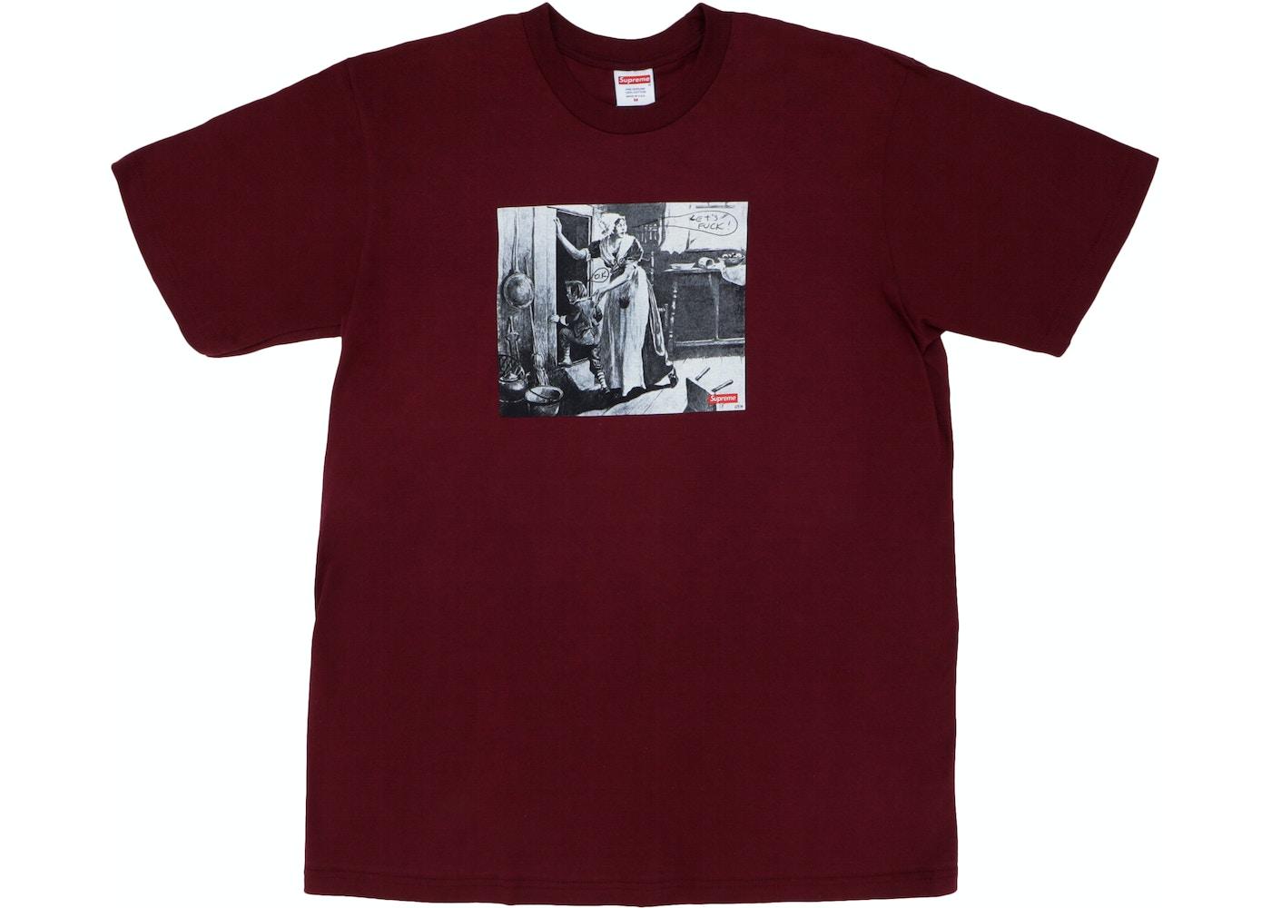 0a9c4ac1 Streetwear - Supreme T-Shirts - New Highest Bids