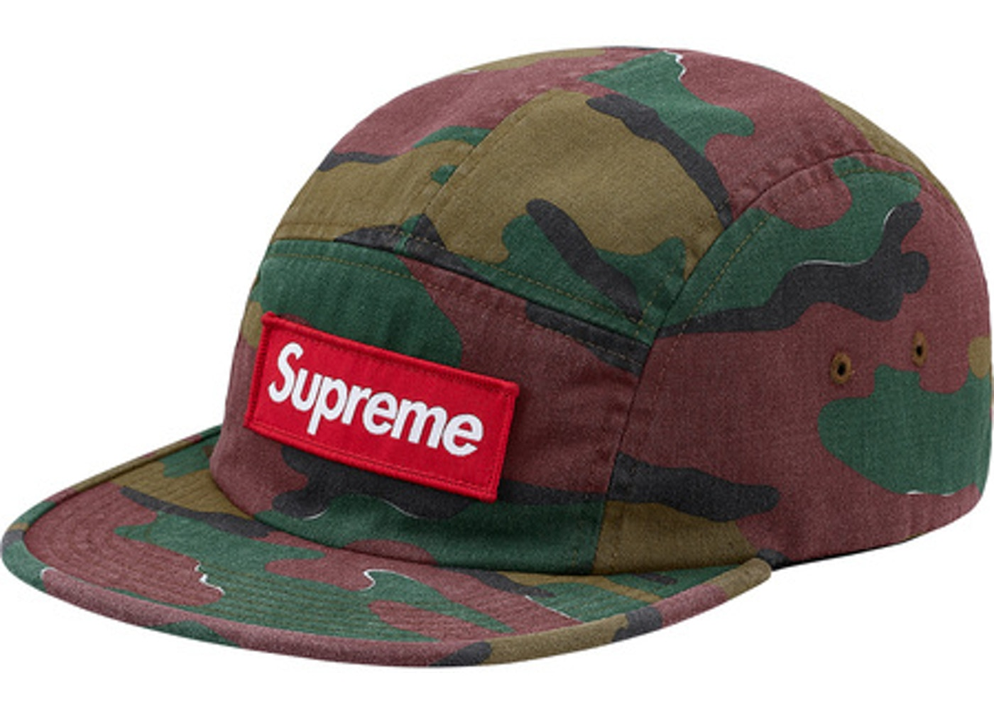 aa760fff Sell. or Ask. View All Bids. Supreme Military Camp Cap (SS18) ...