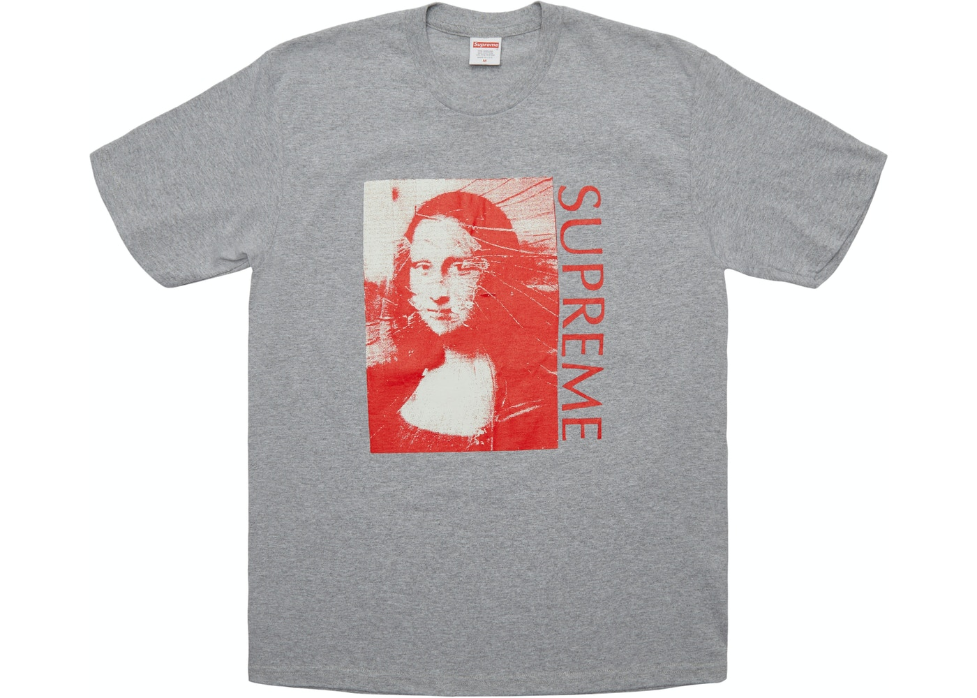 791d9c477048 Sell. or Ask. Size S. View All Bids. Supreme Mona Lisa Tee ...
