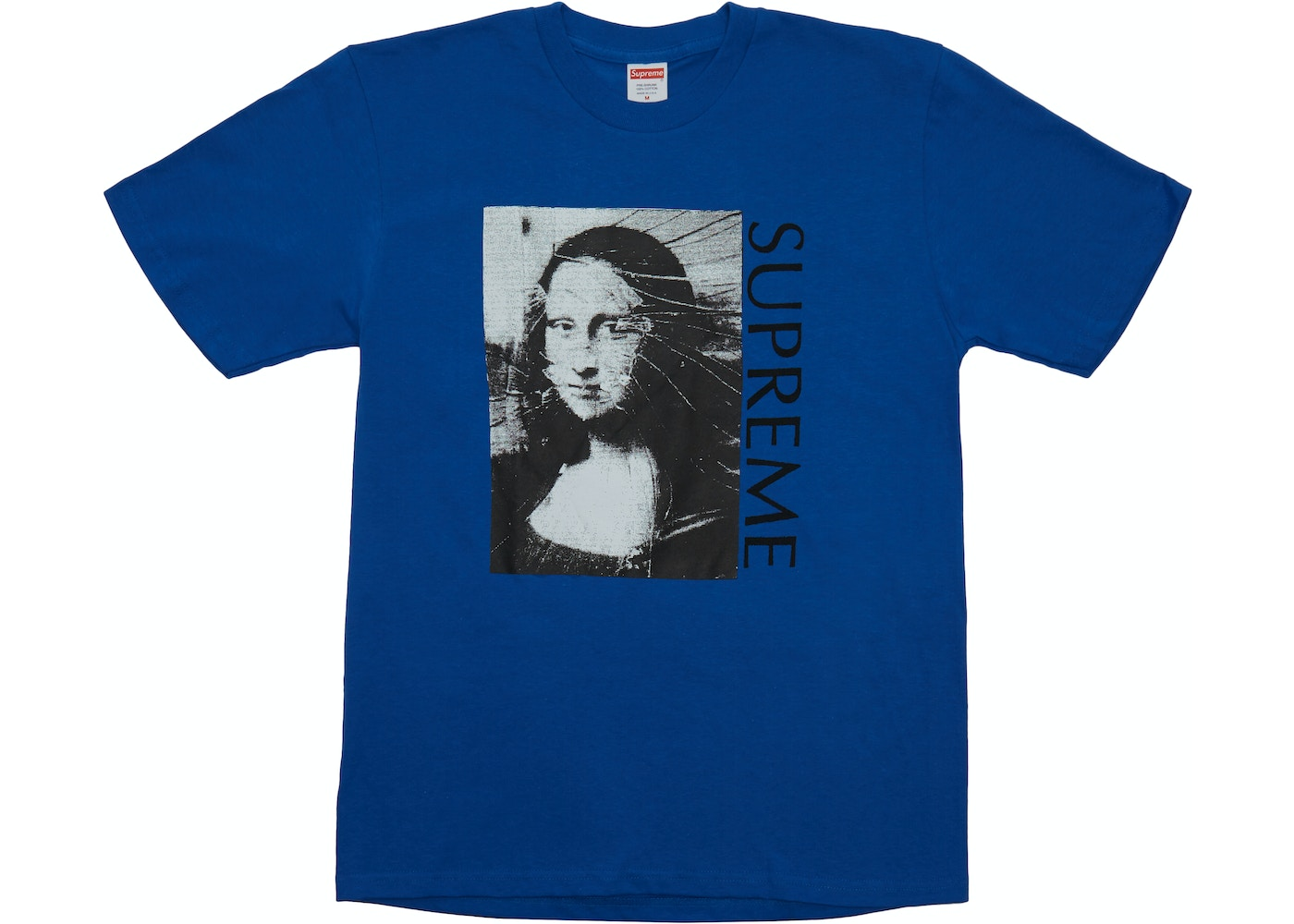a0d773490f7d Sell. or Ask. Size S. View All Bids. Supreme Mona Lisa Tee Royal