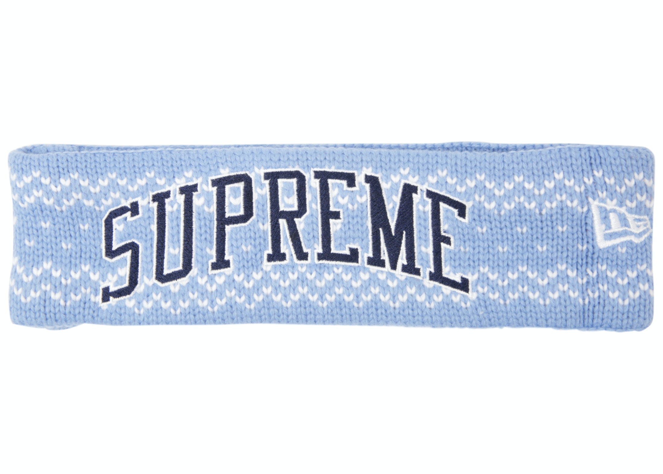 Light Blue Headbands