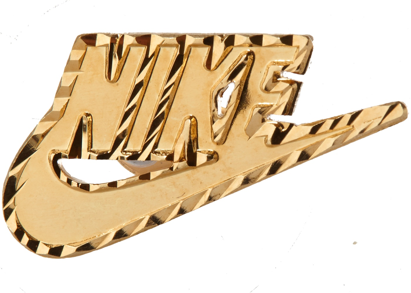Supreme Nike 14K Gold Earring Gold - FW18 a46691df2dce