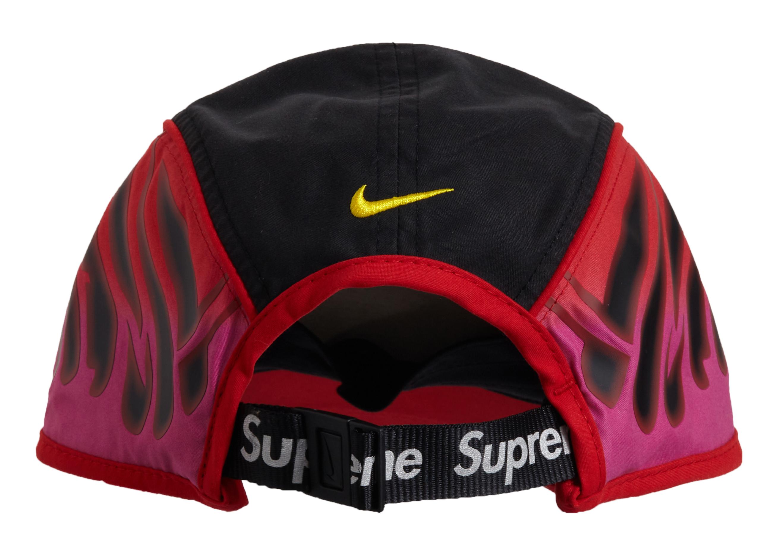 Supreme Nike Air Max Plus Running Hat Black
