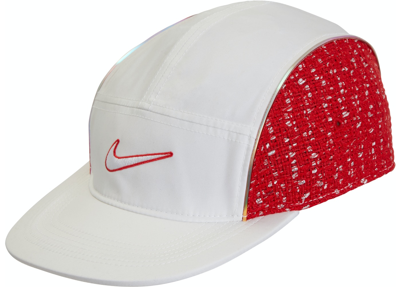 Supreme Nike Boucle Running Hat White - SS19 f2d25079f46e