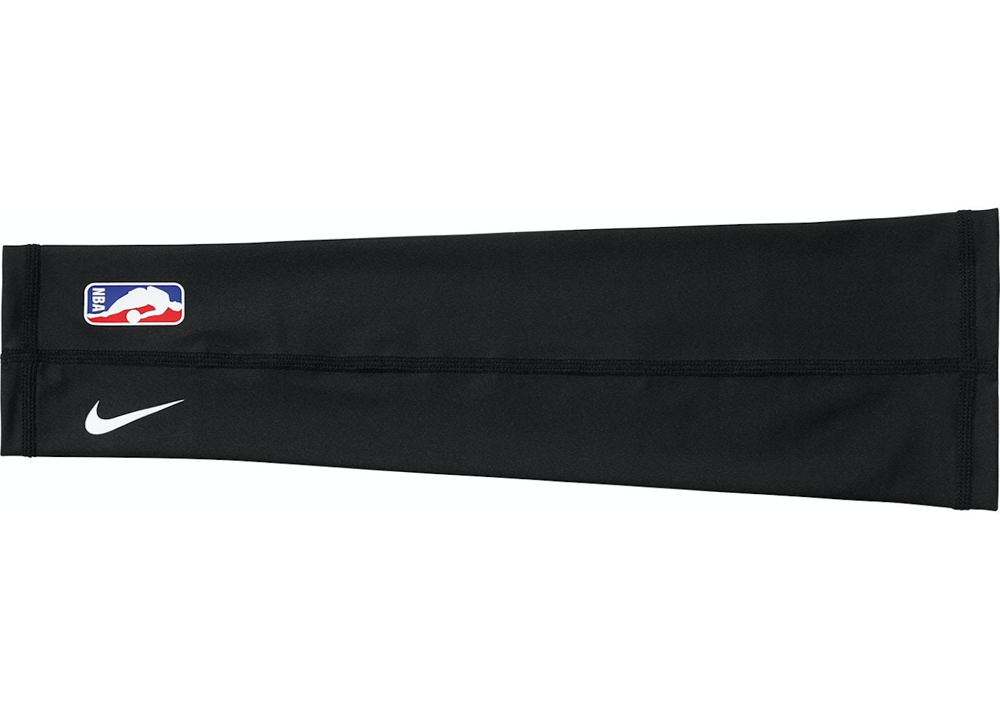 Supreme Nike NBA Shooting Sleeve 2 Pack Black