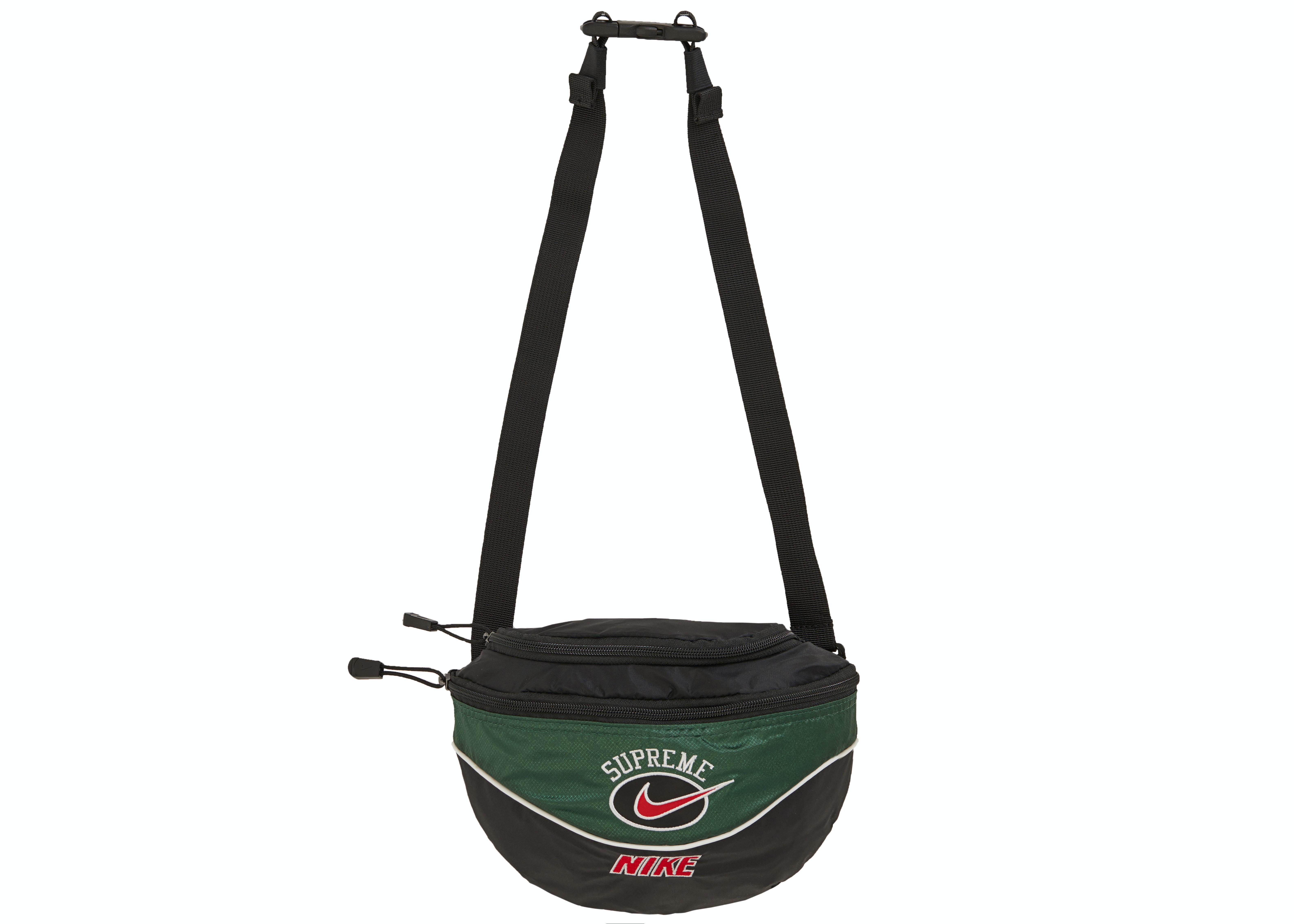 Supreme Nike Shoulder Bag Green