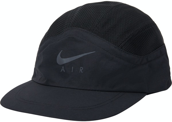 5bdb78eb5b542 Supreme Nike Trail Running Hat Black - FW17