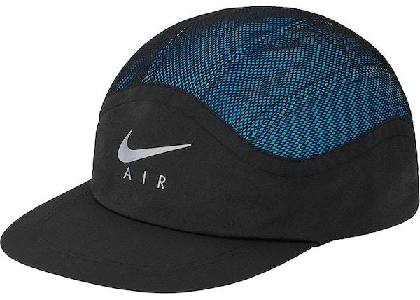 88971f86d26f4 Supreme Nike Trail Running Hat Blue - FW17