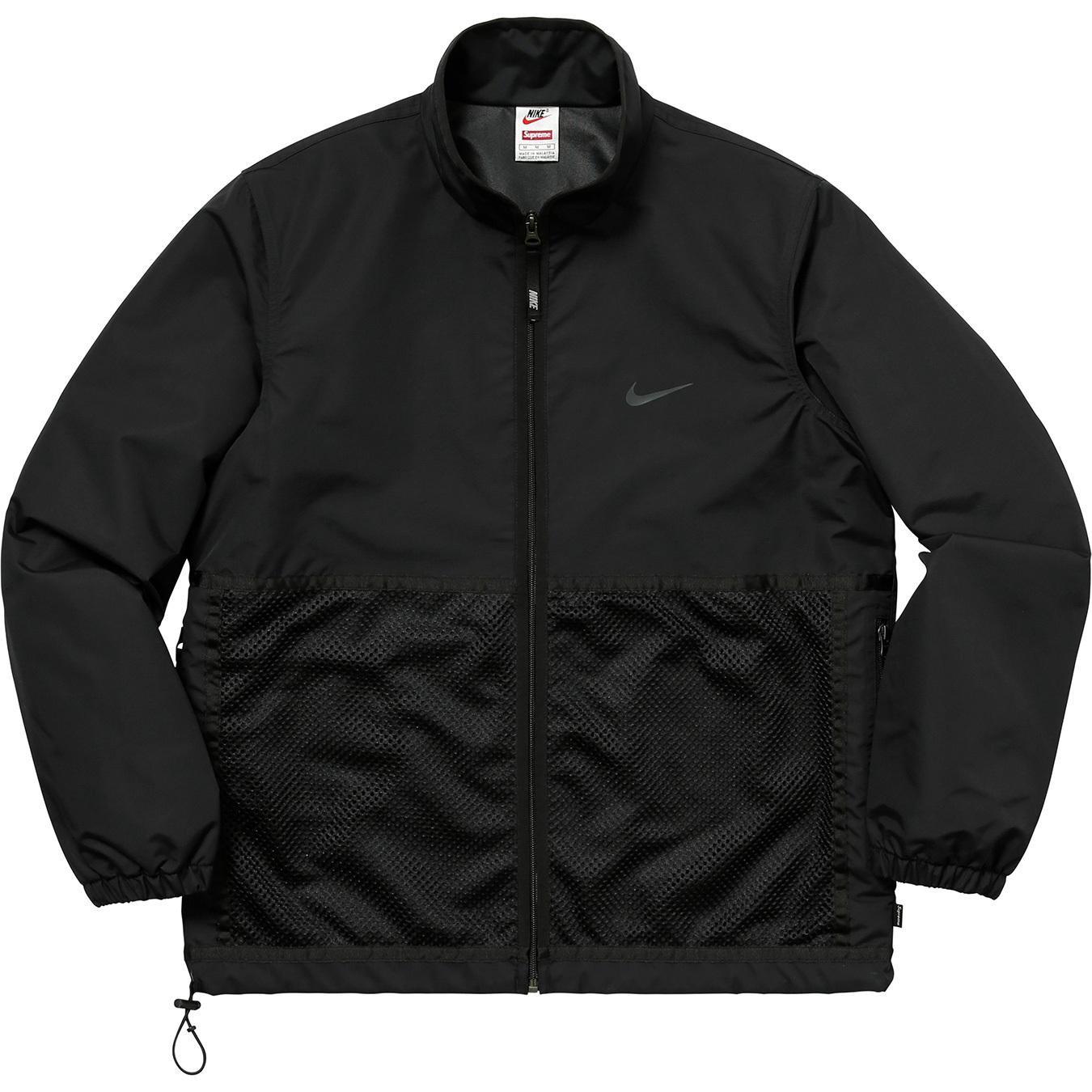 nike long puffer coat