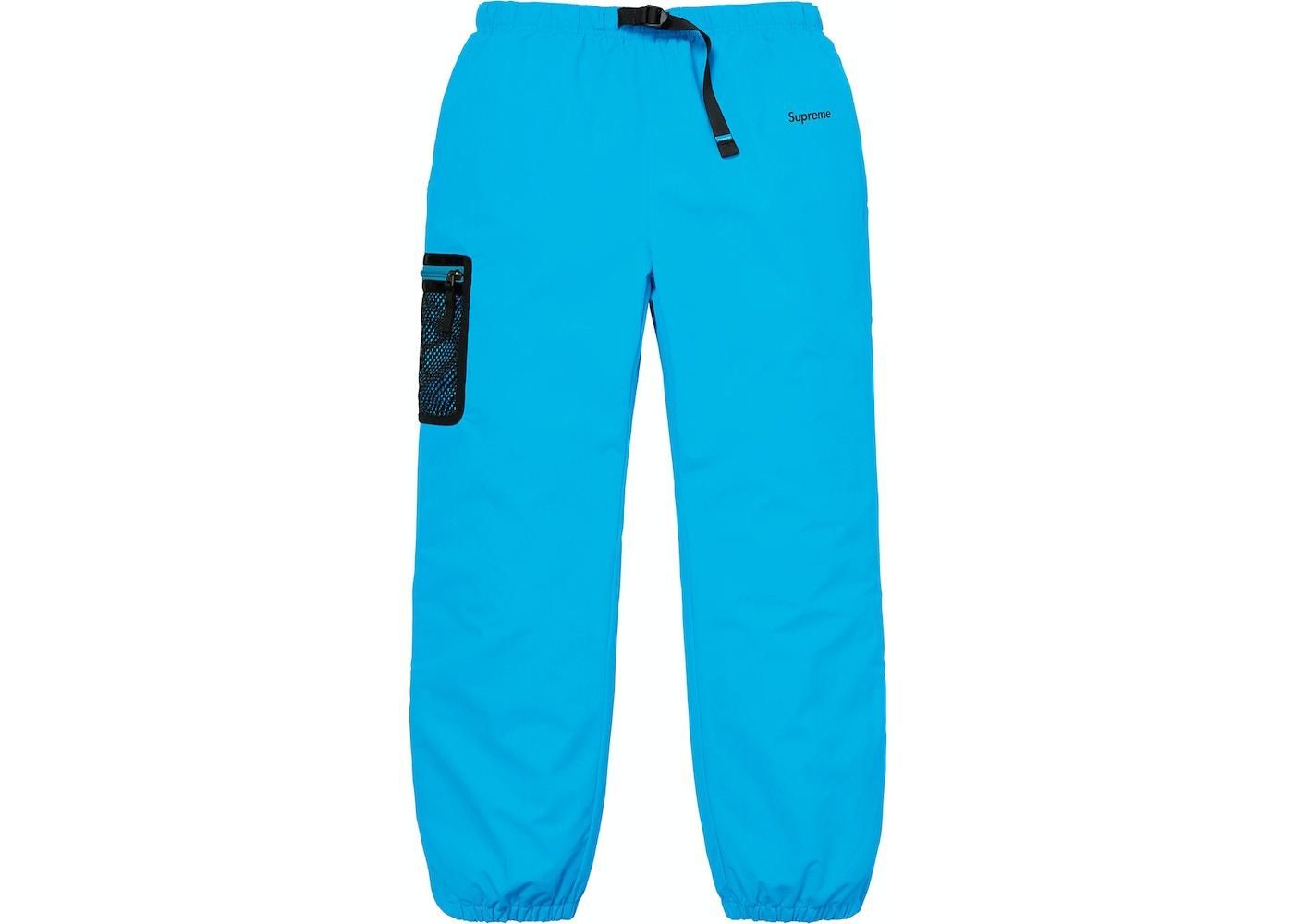 Supreme Nike Trail Running Pant Blue