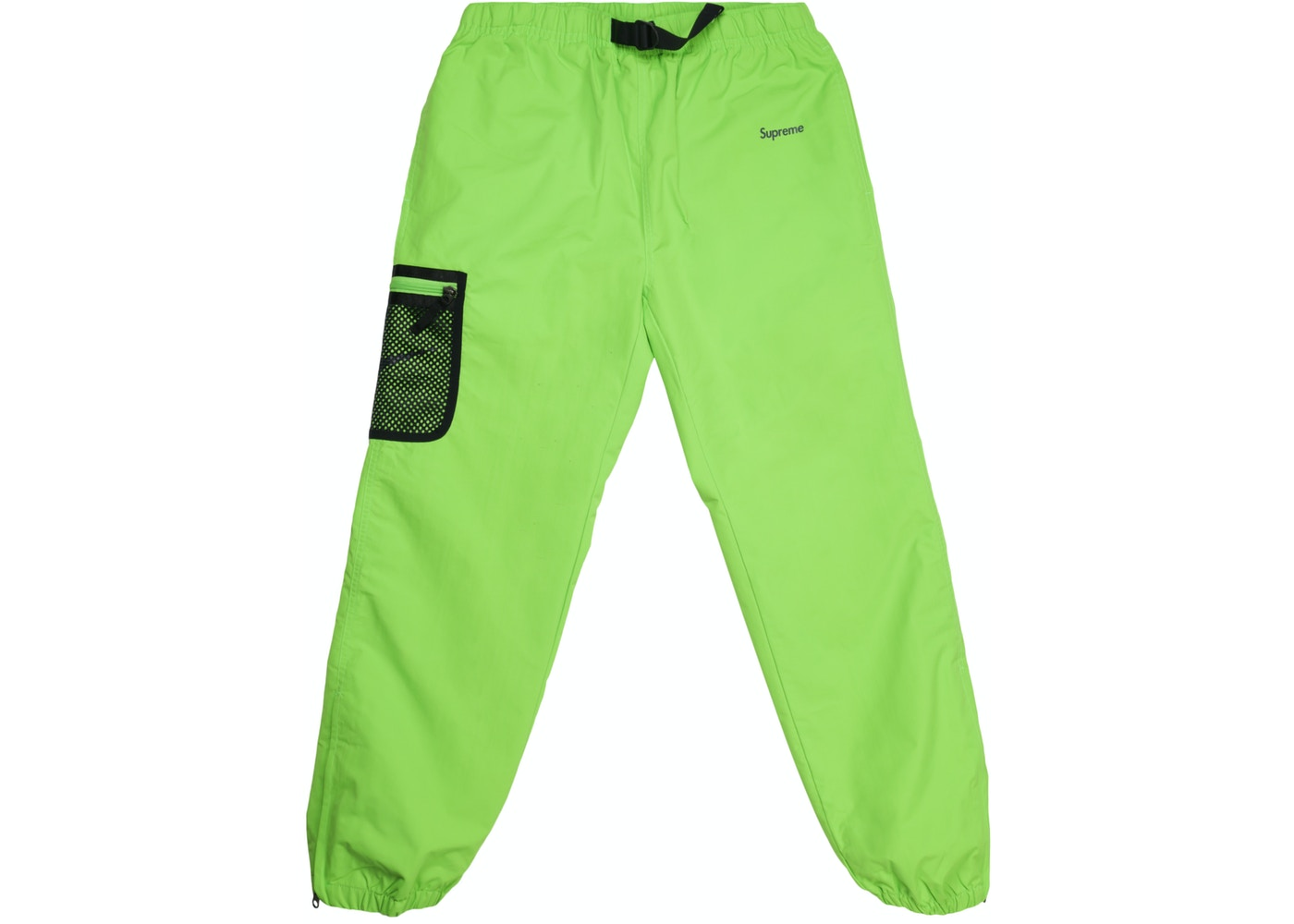 0a0301184a6a Supreme Nike Trail Running Pant Green - FW17