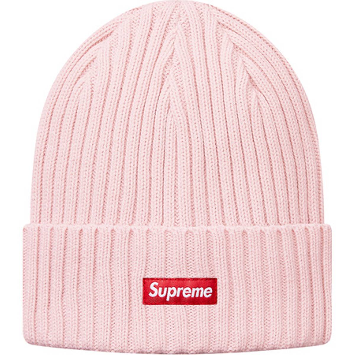 7299bef9d8cd7 ... where to buy supreme overdyed ribbed beanie light pink ss17 5a65b e6e1d