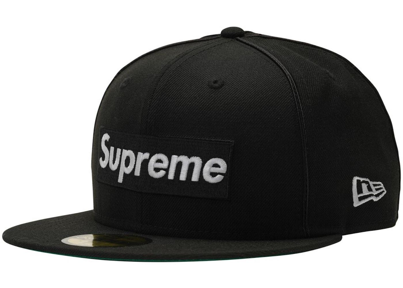 b8f7389a Streetwear - Supreme Headwear - Average Sale Price