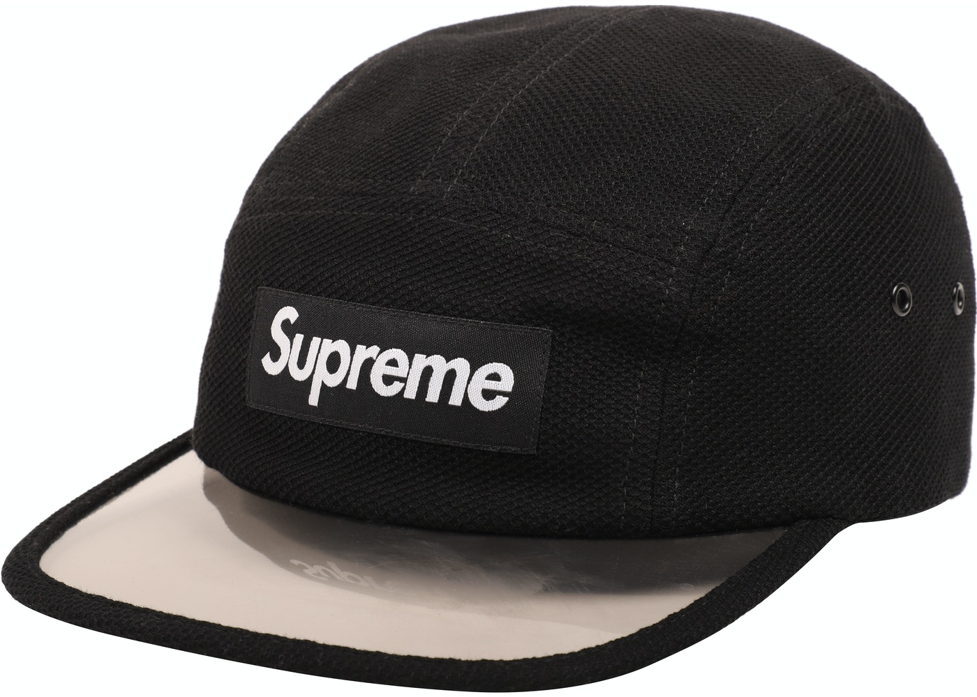 18551017 Sell. or Ask. View All Bids. Supreme Pique Angler Camp Cap Black