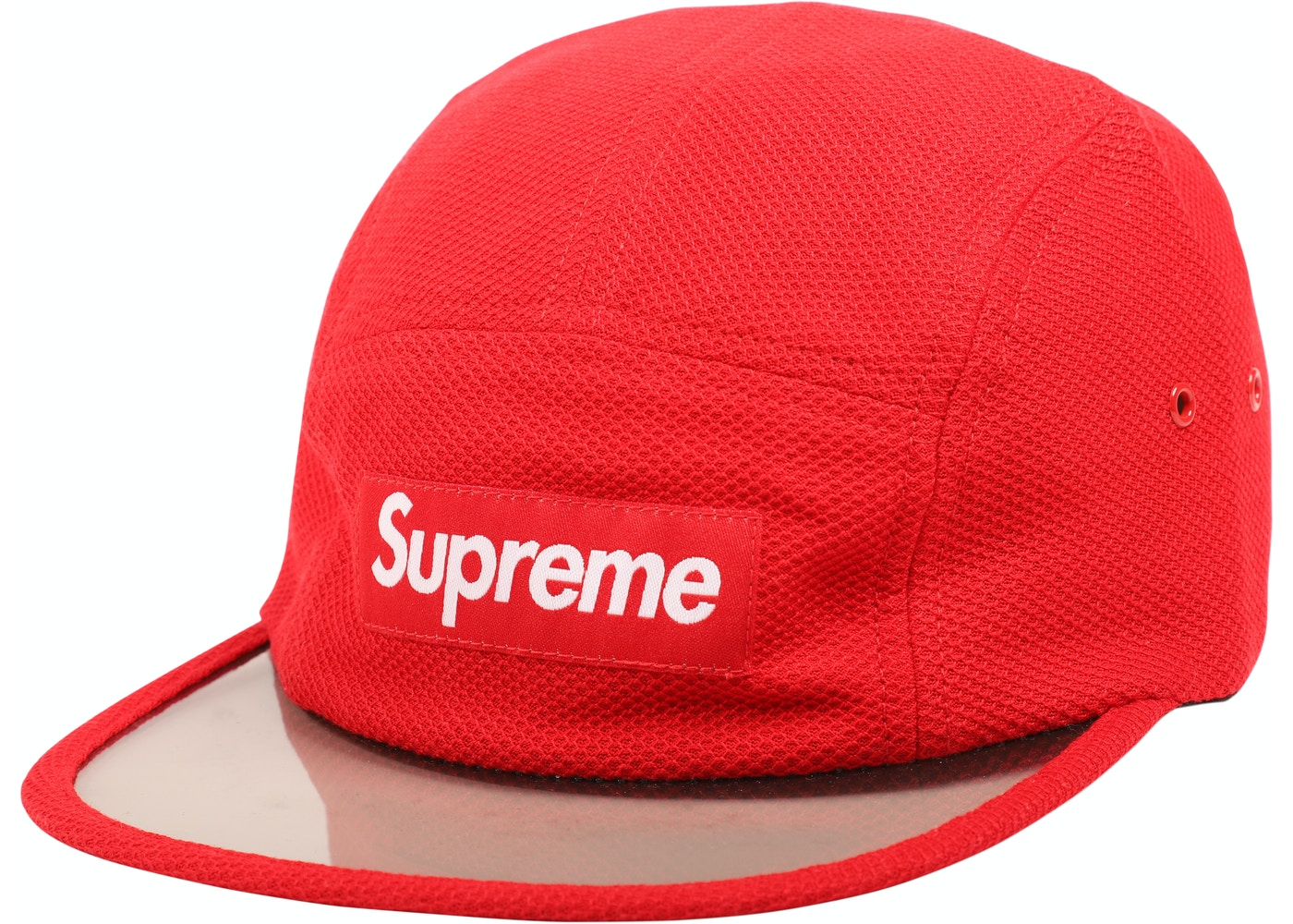 e7c37934 Sell. or Ask. View All Bids. Supreme Pique Angler Camp Cap Red
