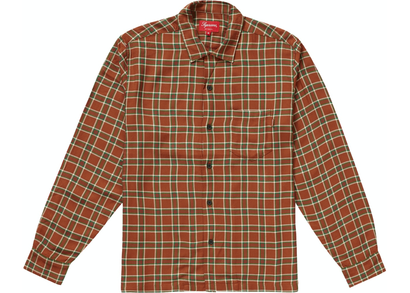 625b223c Streetwear - Supreme Shirts - Lowest Ask