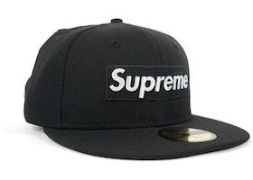 Supreme Playboy Box Logo New Era Cap Black - SS17 47aa6baf4cd