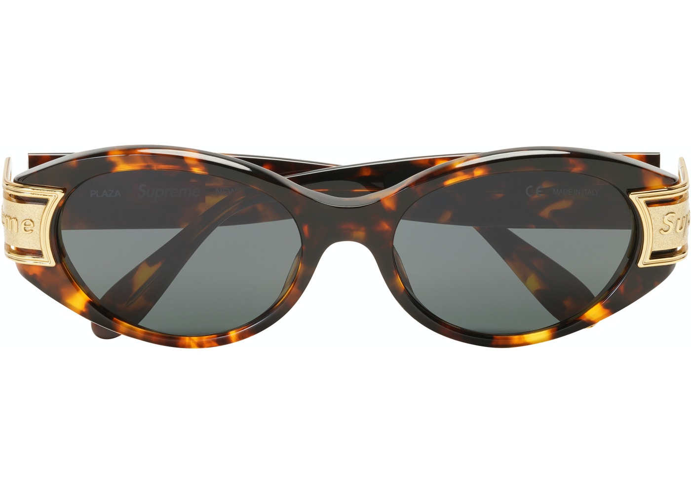 90a86102c048e Sell. or Ask. View All Bids. Supreme Plaza Sunglasses Tortoise