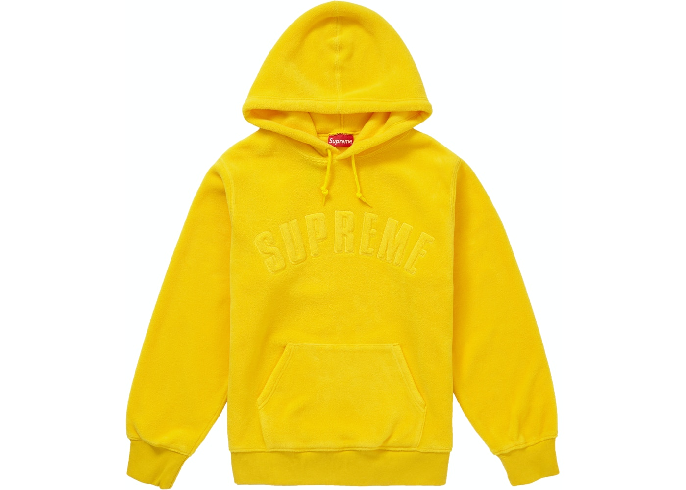 Or Ask Size S View All Bids Supreme Polartec Hooded Sweatshirt
