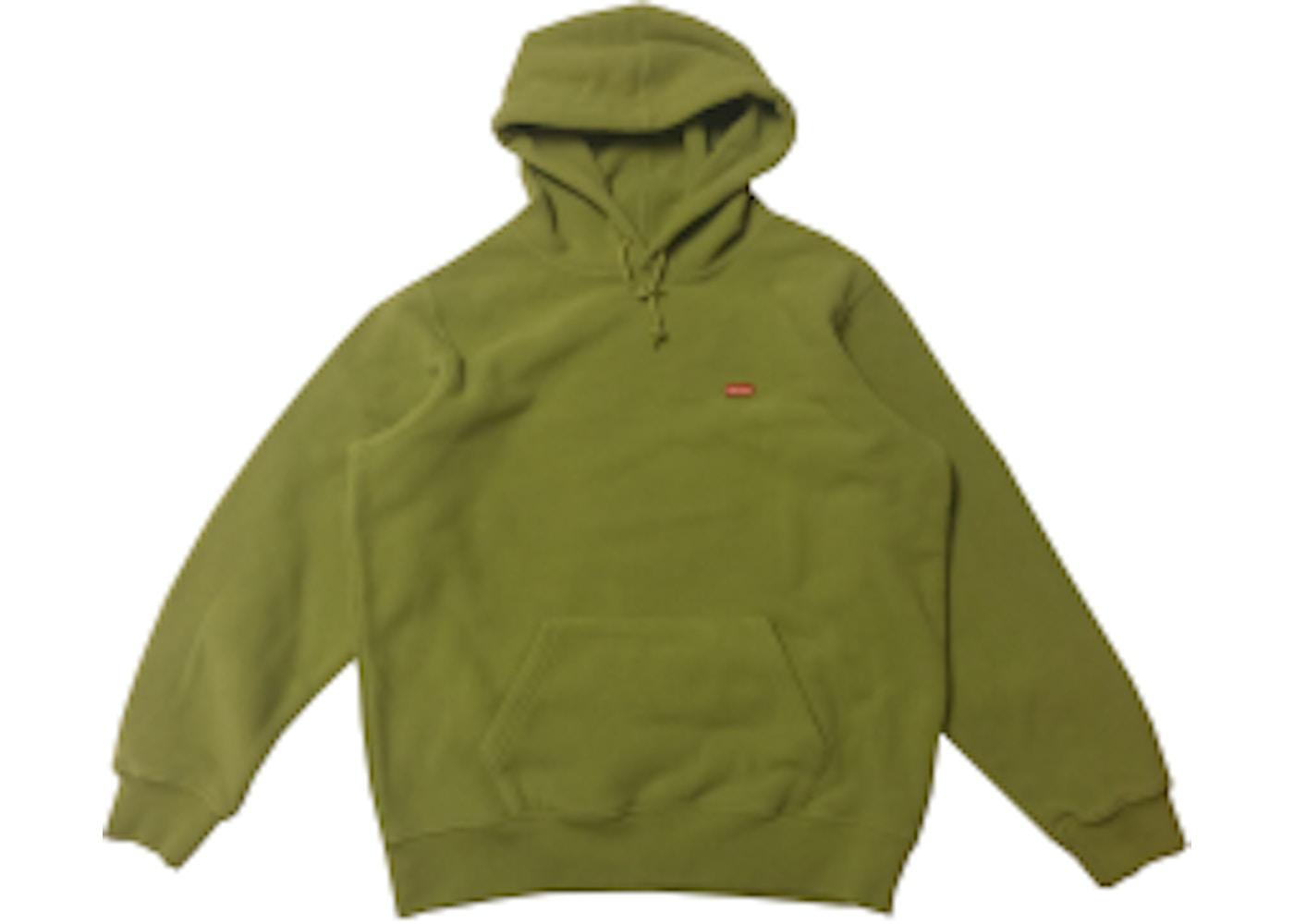 Or Ask Size Xl View All Bids Supreme Polartec Hooded Sweatshirt Sulphur