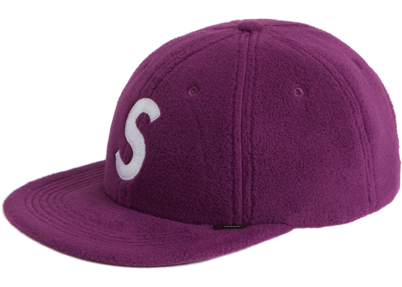 126bcbbd Sell. or Ask. View All Bids. Supreme Polartec S Logo 6-Panel Purple