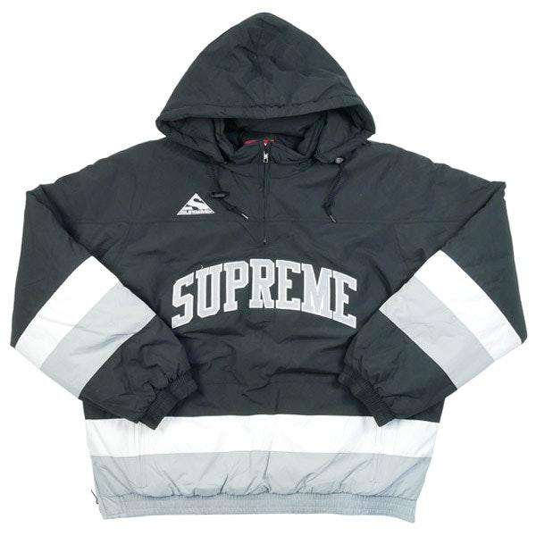Supreme Puffy Hockey Pullover Black