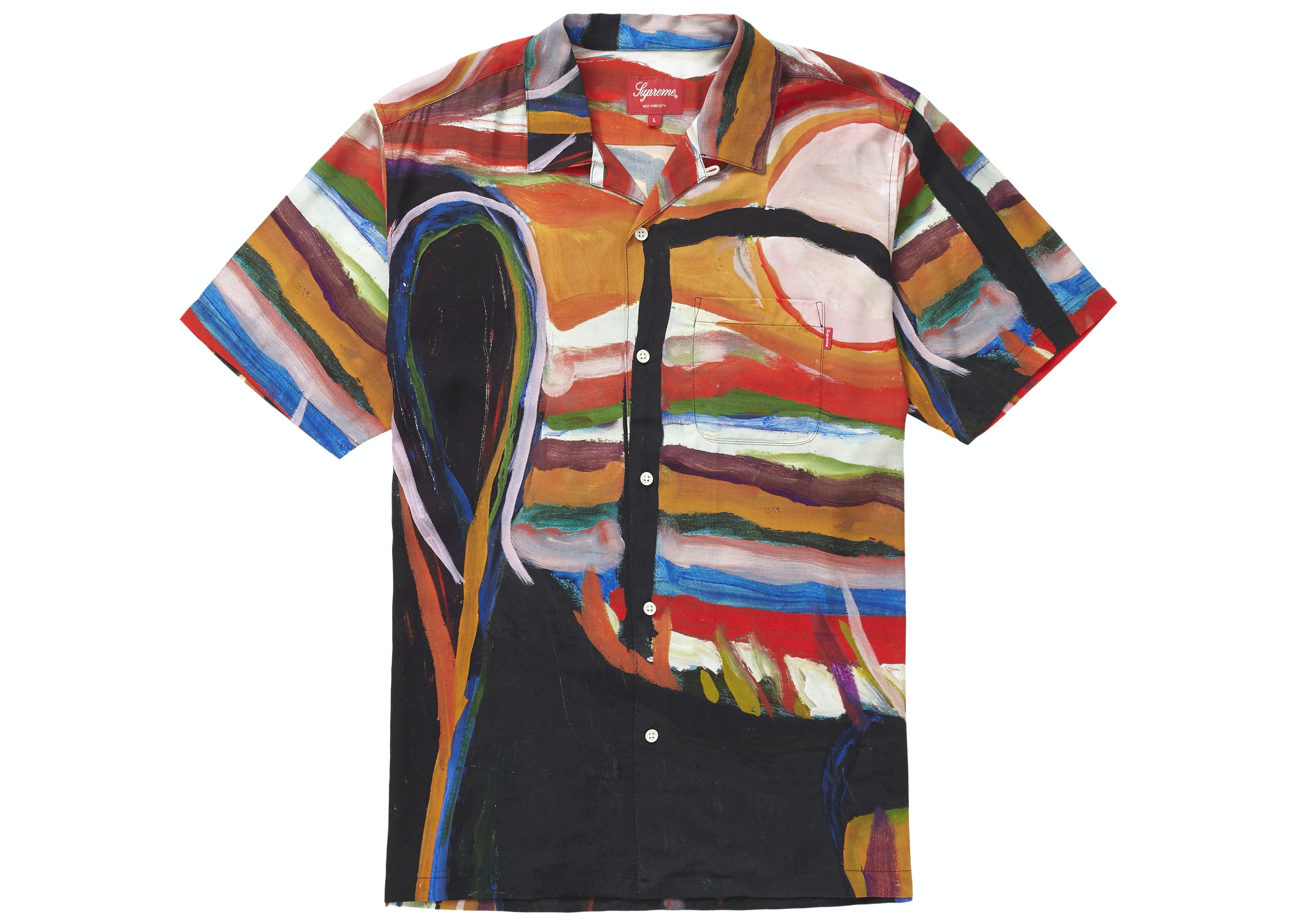 Supreme Reaper Rayon S/S Shirt No Words For Feelings