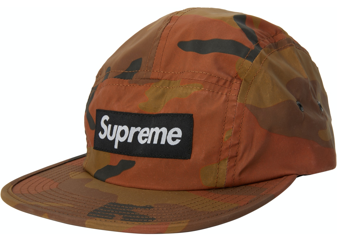 883733ac71a Sell. or Ask. View All Bids. Supreme Reflective Camo Camp Cap Orange
