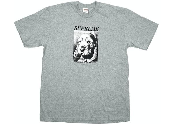 e48aa306419 Streetwear - Supreme T-Shirts - New Highest Bids