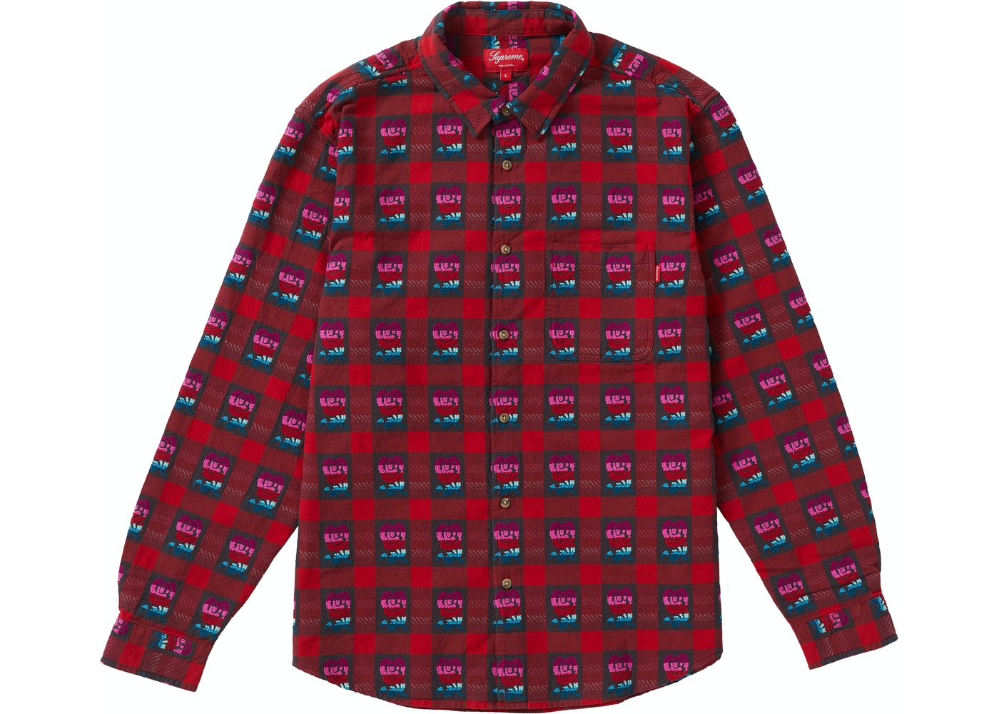 a45a3849ac97 Supreme Shirts - Buy & Sell Streetwear