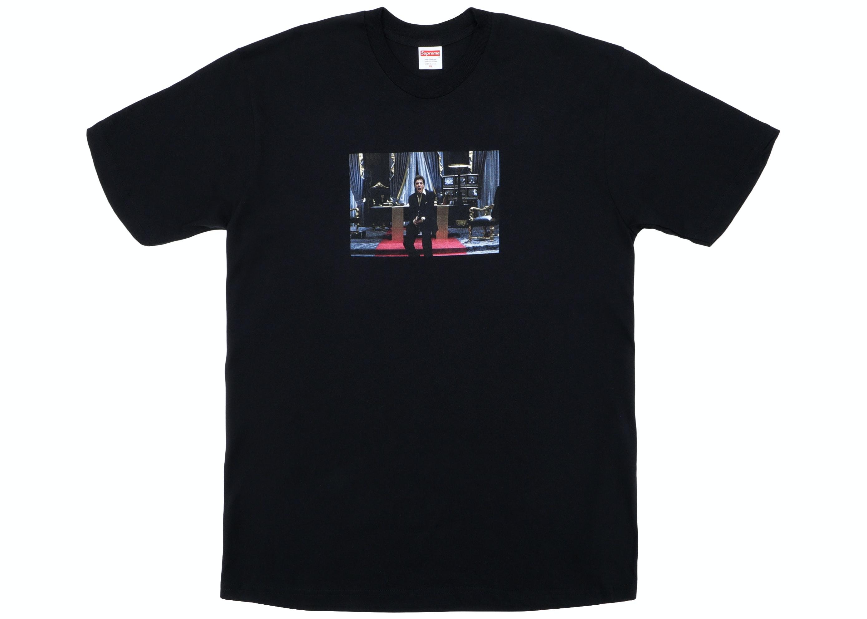 Supreme Auto Sales >> Supreme Scarface Friend Tee Black