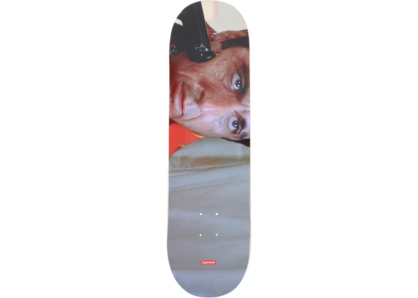 9b2dfebd Supreme Scarface Shower Skateboard Deck Multi - FW17