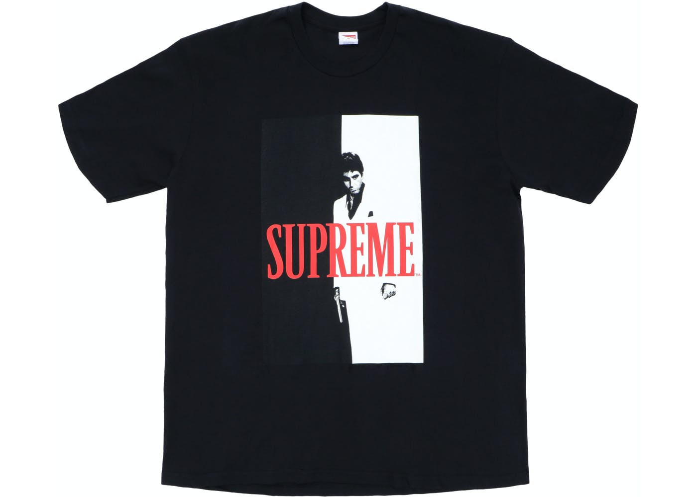 Black t shirt supreme - Black T Shirt Supreme 8