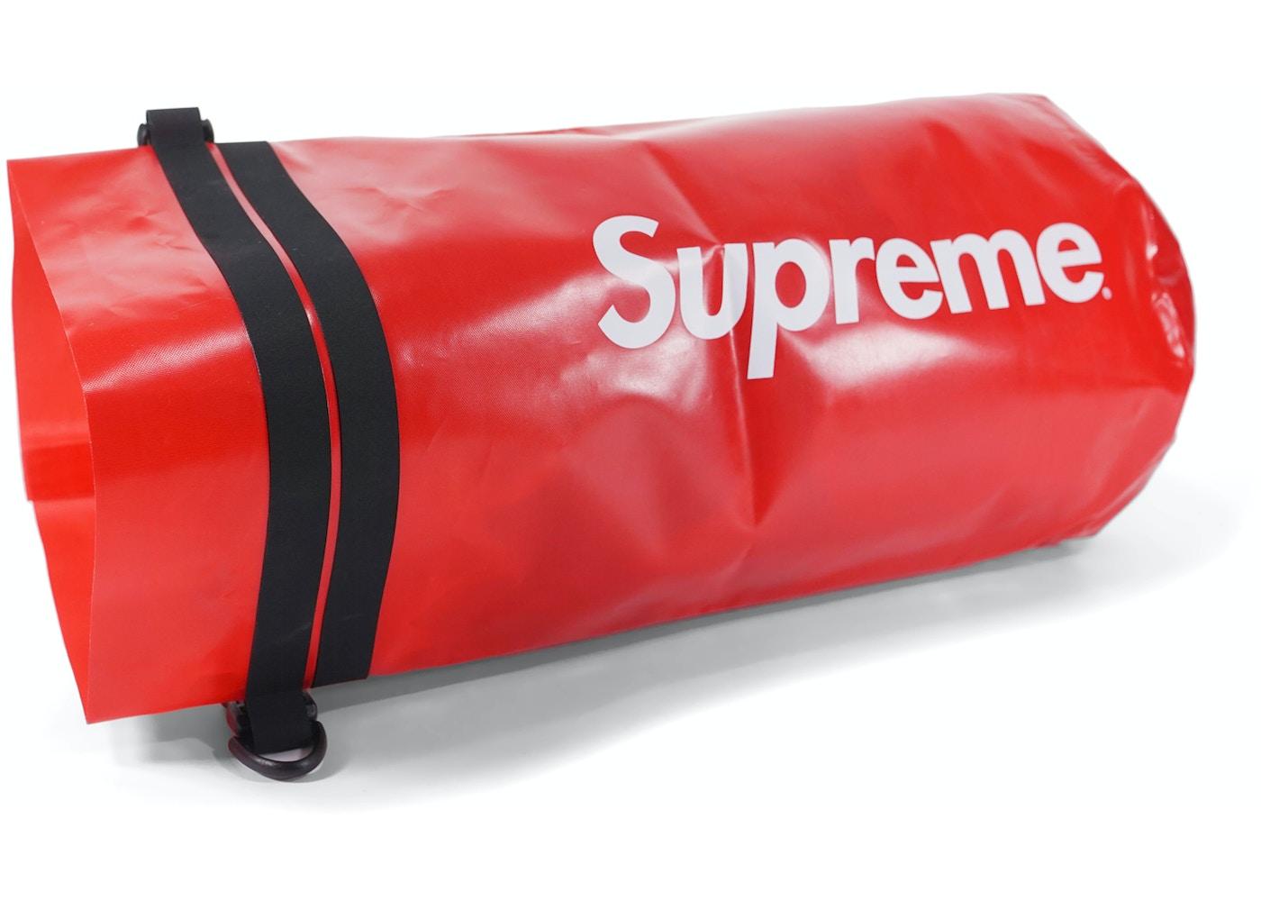 971a36b4 Supreme Sealline 5L Nimbus Dry Sack Red - SS16