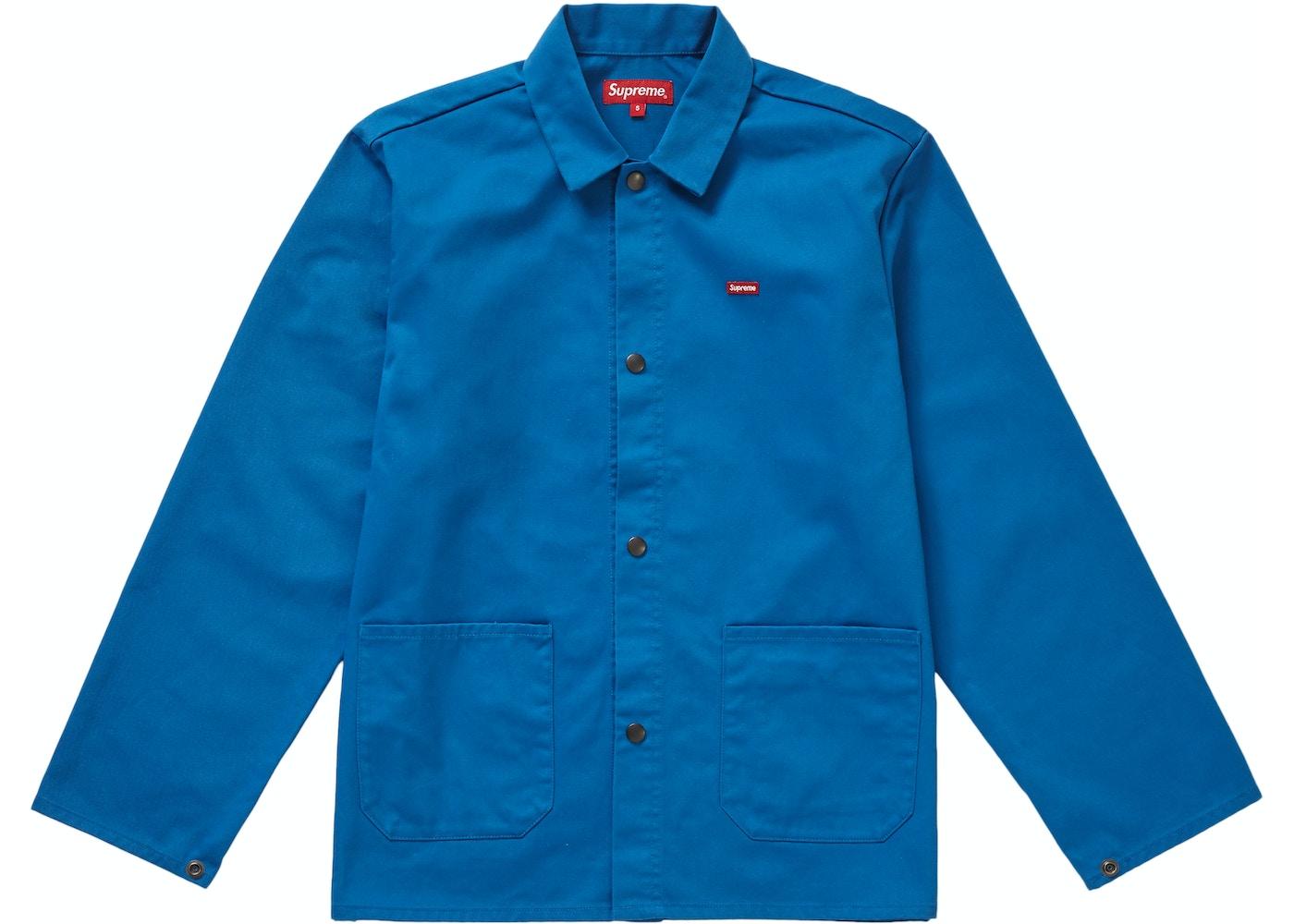 dc4a9e1f68b0 Sell. or Ask. Size: XL. View All Bids. Supreme Shop Jacket (SS19) Royal