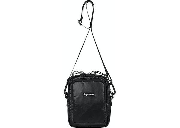 03925aabe134 Supreme Shoulder Bag Black - FW17