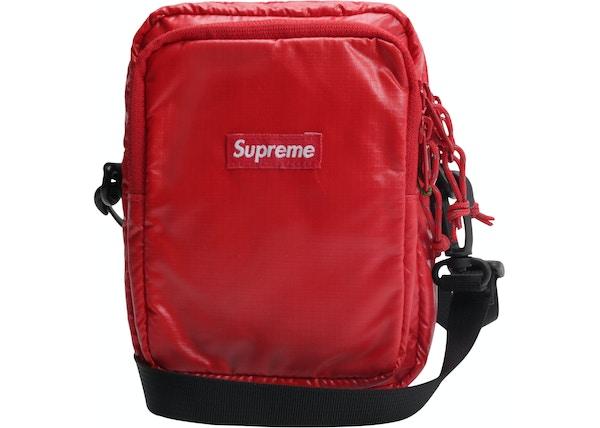 Supreme Shoulder Bag Red Fw17