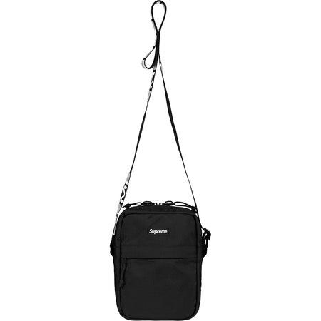 Supreme Auto Sales >> Supreme Shoulder Bag (SS18) Black