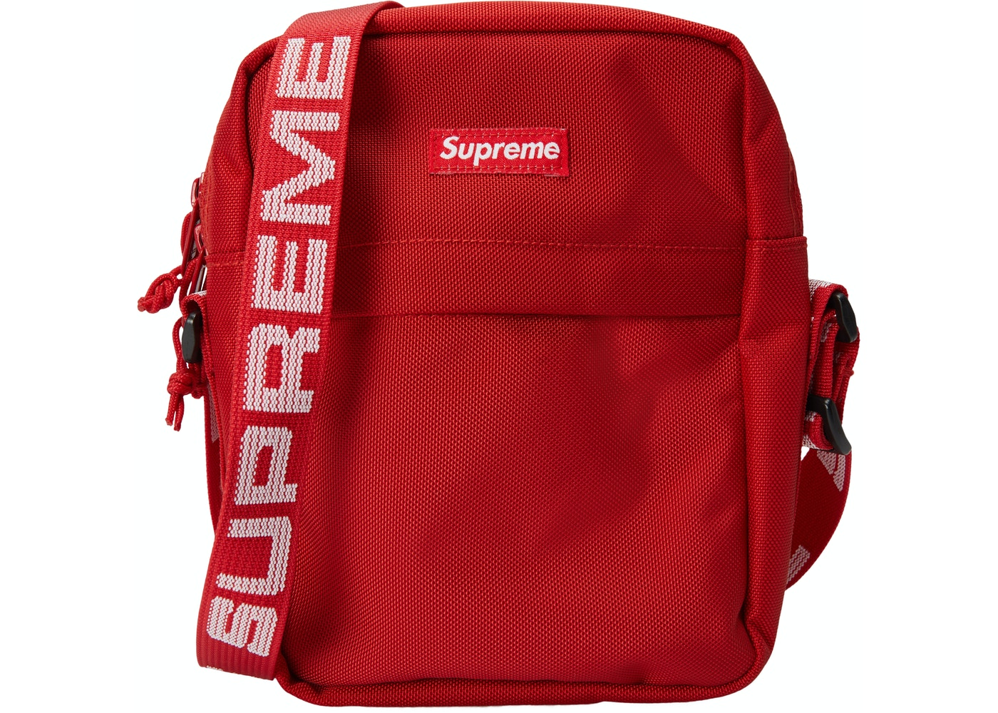 9c5cc0d5 Supreme Shoulder Bag (SS18) Red - SS18