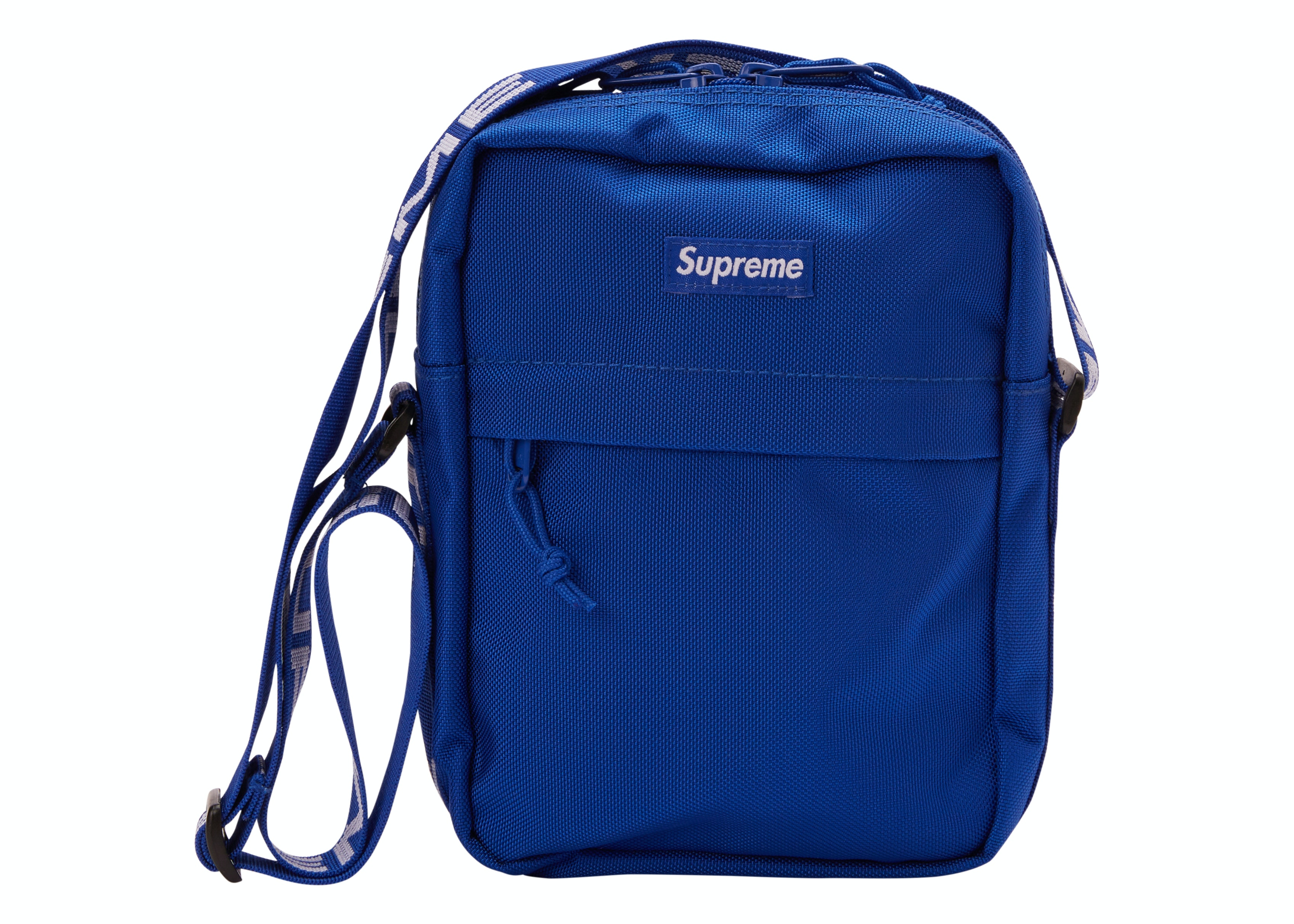 Supreme Shoulder Bag (SS18) Royal
