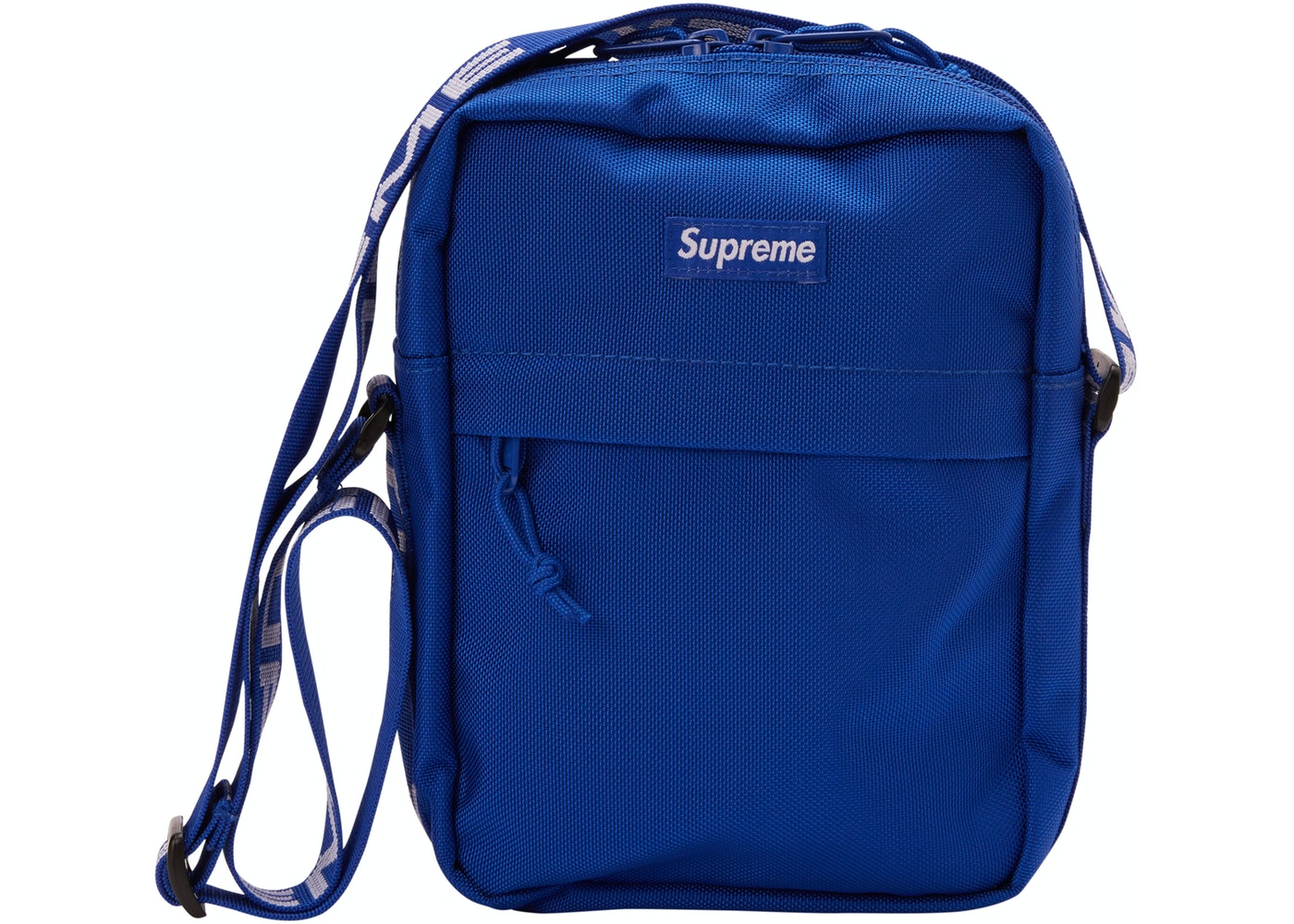 29fa8bc21448 Supreme Shoulder Bag (SS18) Royal