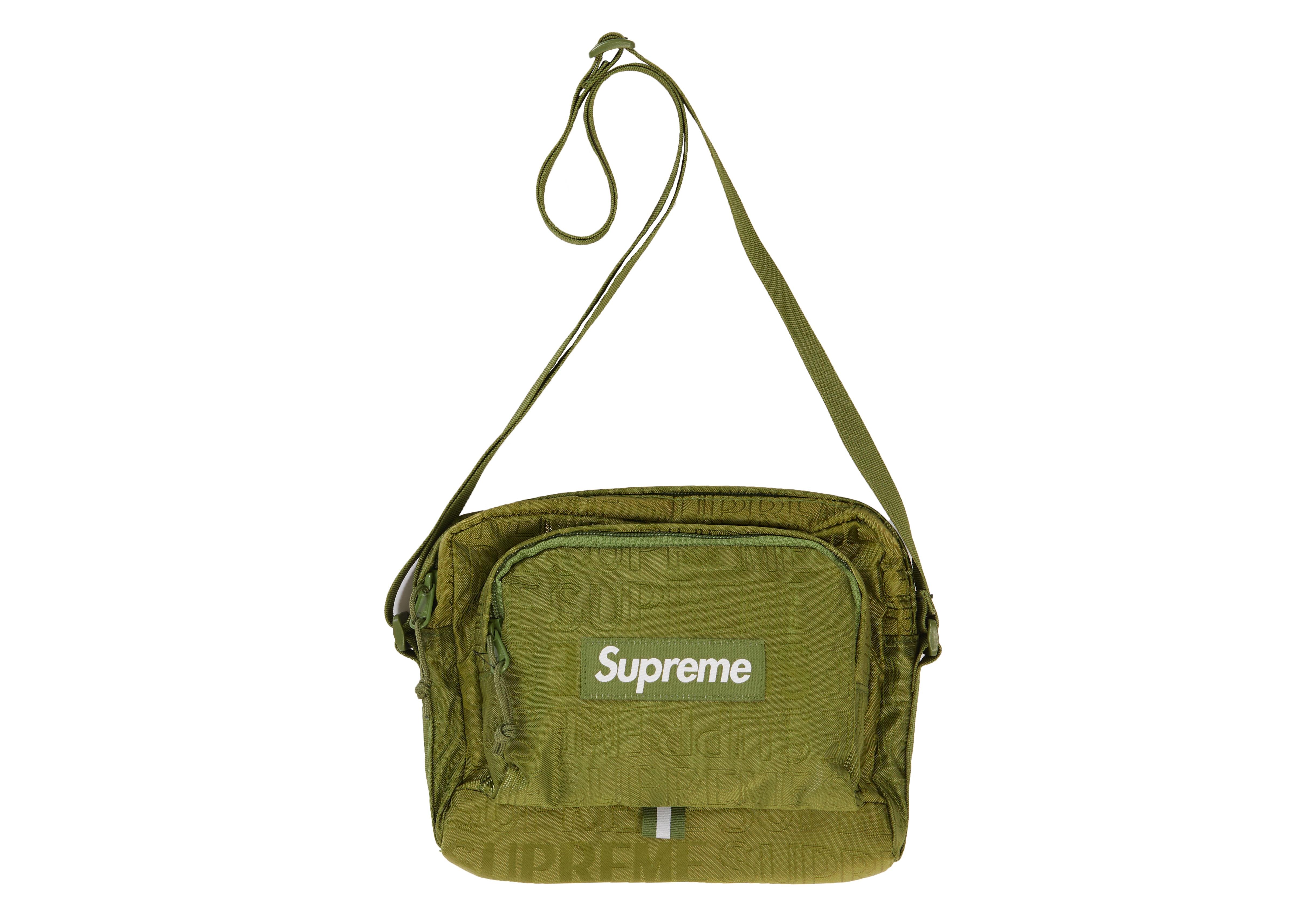 Supreme Shoulder Bag (SS19) Olive