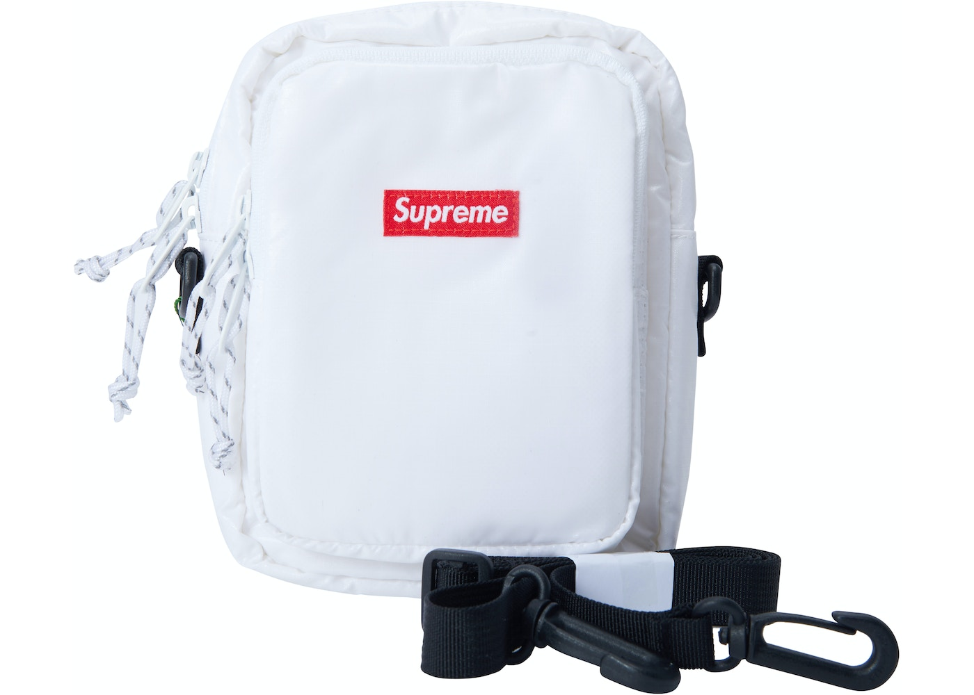 Or Ask View All Bids Supreme Shoulder Bag White
